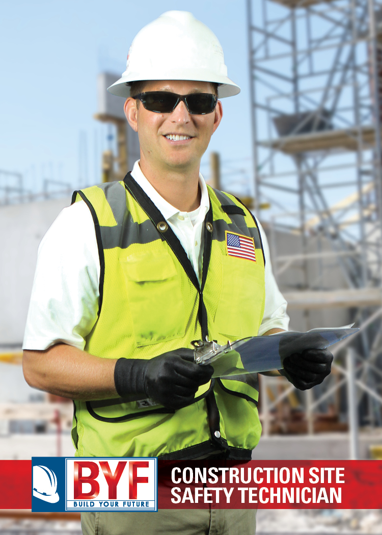 construction site safety technician average salary per year 60673