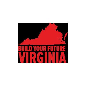 Build Your Future Virginia Logo