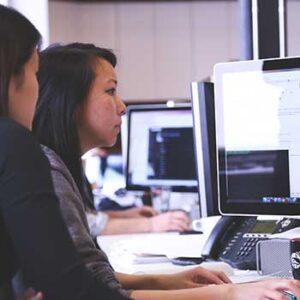Tech worker
