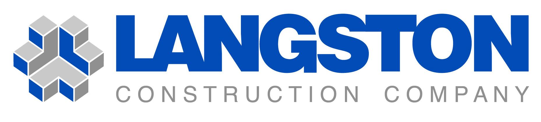 langston construction company logo