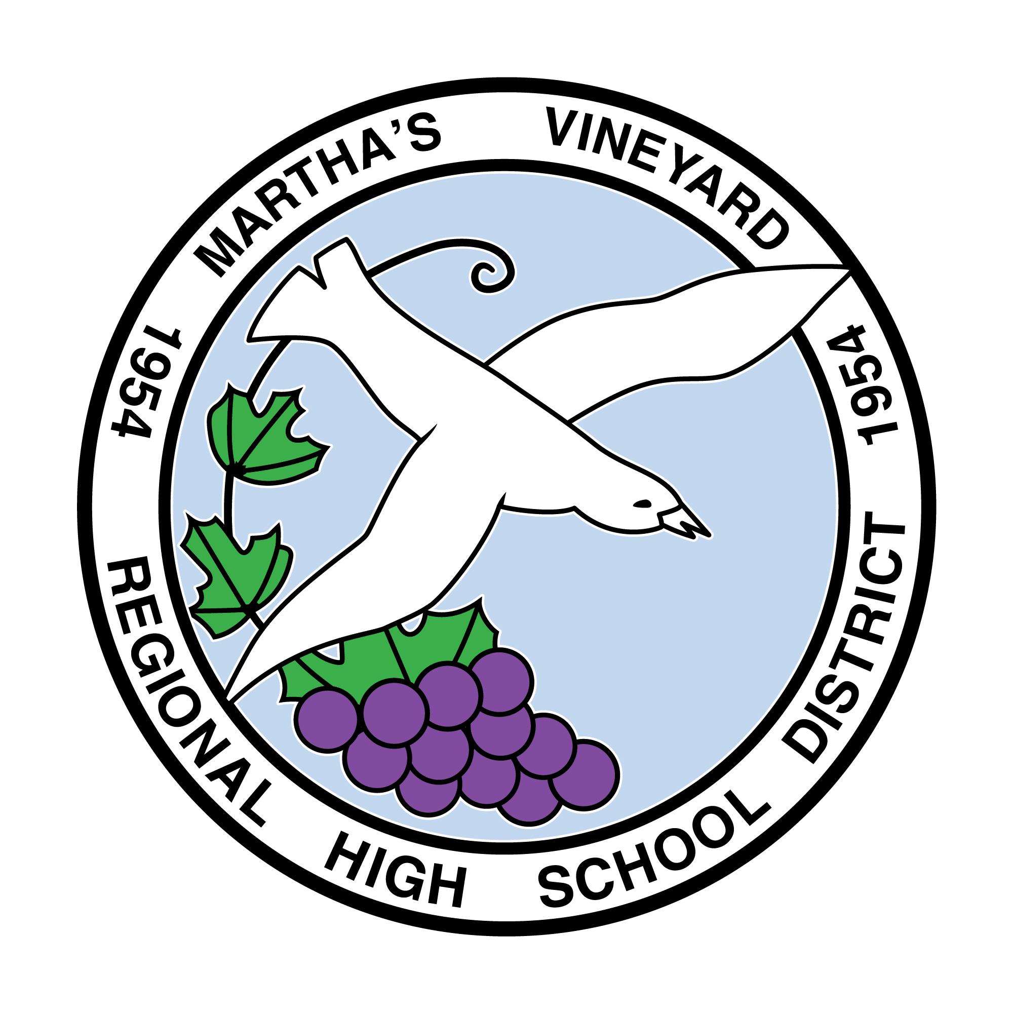 Marthas Vineyard High School logo