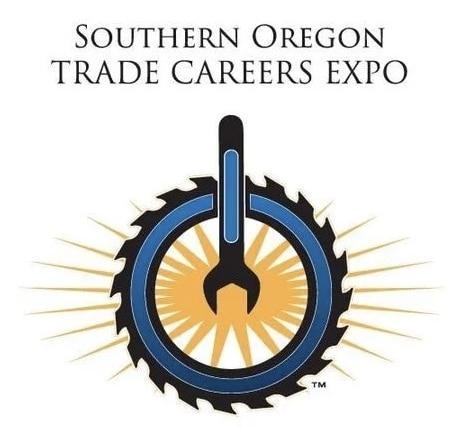 southern oregon trade careers expo logo