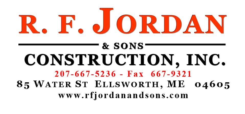 RF Jordan and Sons logo