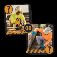 are you a carpenter or a mason?